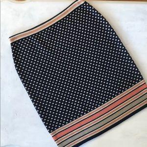 Anthropologie • sparrow marino wool blend skirt